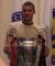 Andrei Shevchenko in Kiev with Champions League Cup